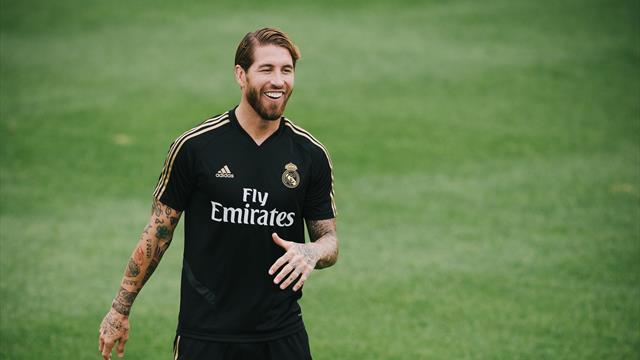 🎙😂 Sergio Ramos se pasa al periodismo y vacila a sus compañeros y otras noticias curiosas del día