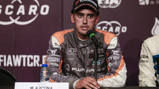 Interview WTCR: Mikel Azcona