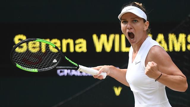 🎾 Simona Halep vence a Serena Williams (6-2 y 6-2) y conquista su primer Wimbledon
