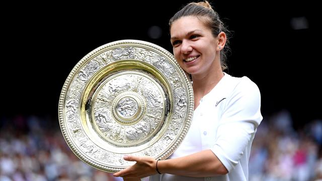 Halep's triumph shows why 'chilled' approach is working