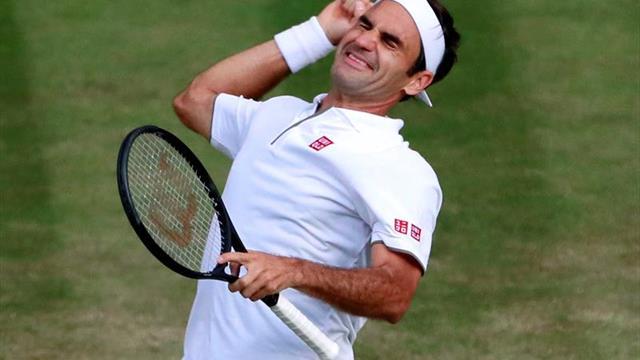 Federer, a extender su dominio en el Grand Slam, Djokovic a acercarse a Nadal
