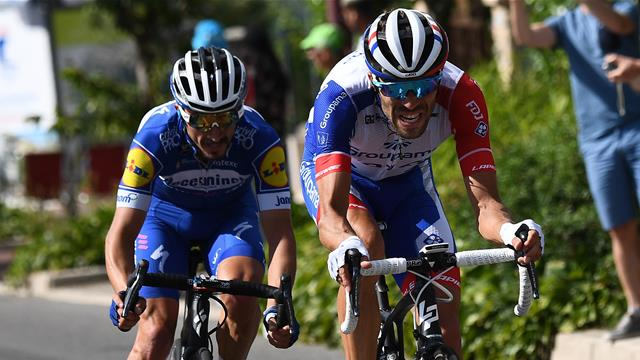 Alaphilippe - Pinot, duo d'enfer
