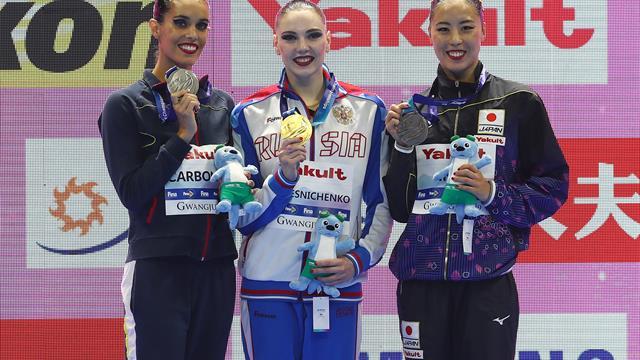 Mundiales de Natación 2019: España estrena el medallero con un plata de Ona Carbonell