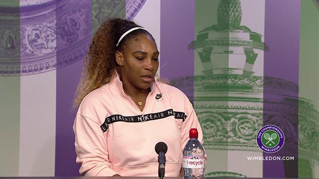"""Serena Williams: """"Devo capire come si vince una finale, magari giocandone altre fuori dagli Slam"""""""