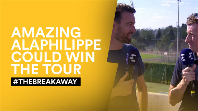 #TheBreakaway - Alaphilippe could win the Tour but Thomas looks strong