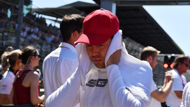 "Ferrari-Boss erhöht Druck auf Vettel: ""Hätte besser abschneiden können"""