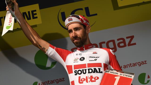 Tour de Francia 2019: Thomas De Gendt, amor eterno a este ciclismo moderno
