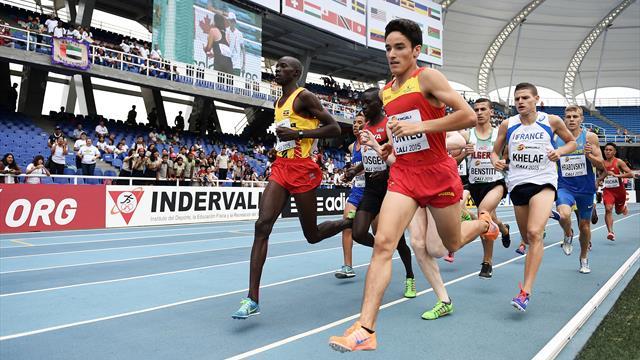 🥇🇪🇸 VÍDEO: Doble ración de oros para el atletismo español en los Europeos Sub-23 de Suecia