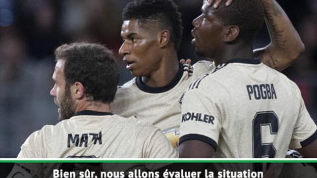Man Utd - Solskjaer révèle que Pogba est une option pour être capitaine
