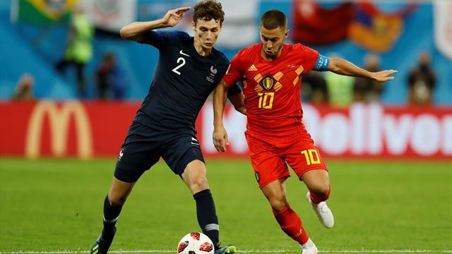La fédération belge exclut de jouer en amical contre la France en mars