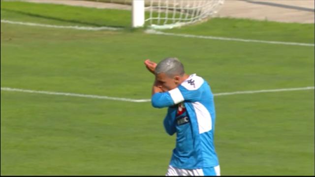 Callejon non basta, Napoli sconfitto 2-1 dal Benevento di Pippo Inzaghi
