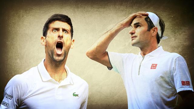 🎾Скорее включай Eurosport 2 – Федерер и Джокович бьются за титул