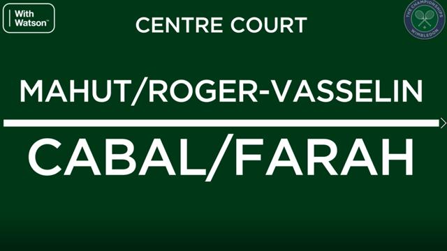 Cabal & Farah winnen dubbeltitel Wimbledon