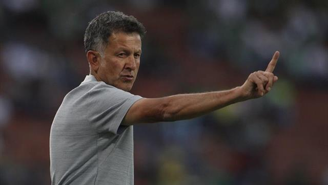 El regreso de Juan Carlos Osorio al Nacional inicia con 1-2 frente a Once Caldas