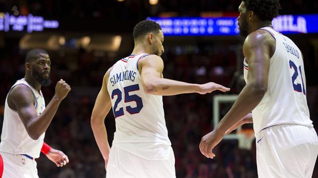 """Sixers-Star Simmons für Basketball-WM """"fraglich"""""""