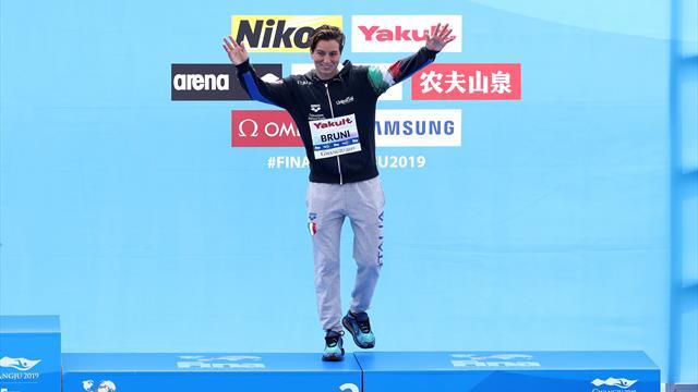 Rachele Bruni regala la prima medaglia all'Italia ai mondiali! Bronzo nella 10 km e pass olimpico