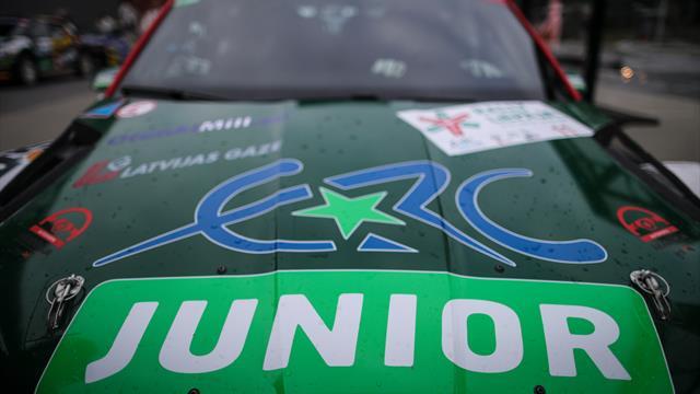 Un nouveau copilote pour Sesks avant sa seconde récompense de l'ERC Junior