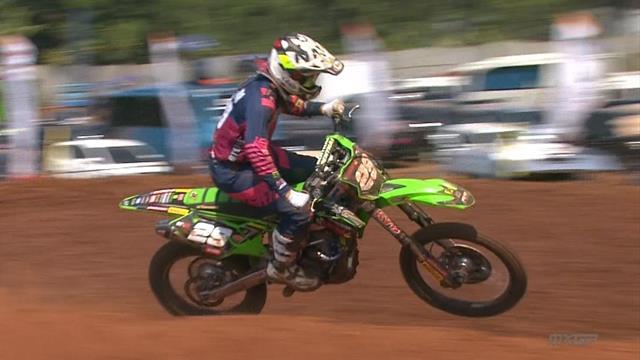 MX2: Jorge Prado senza rivali in gara-1 a Semerang
