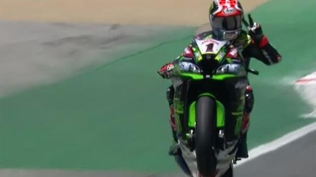 Rea secures eighth consecutive superbikes win at Portimao