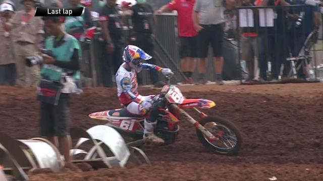 MX2: Jorge Prado re d'Indonesia! Nona doppietta stagionale e titolo sempre più vicino