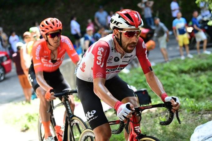 Thomas De Gendt ve Alessandro De Marchi