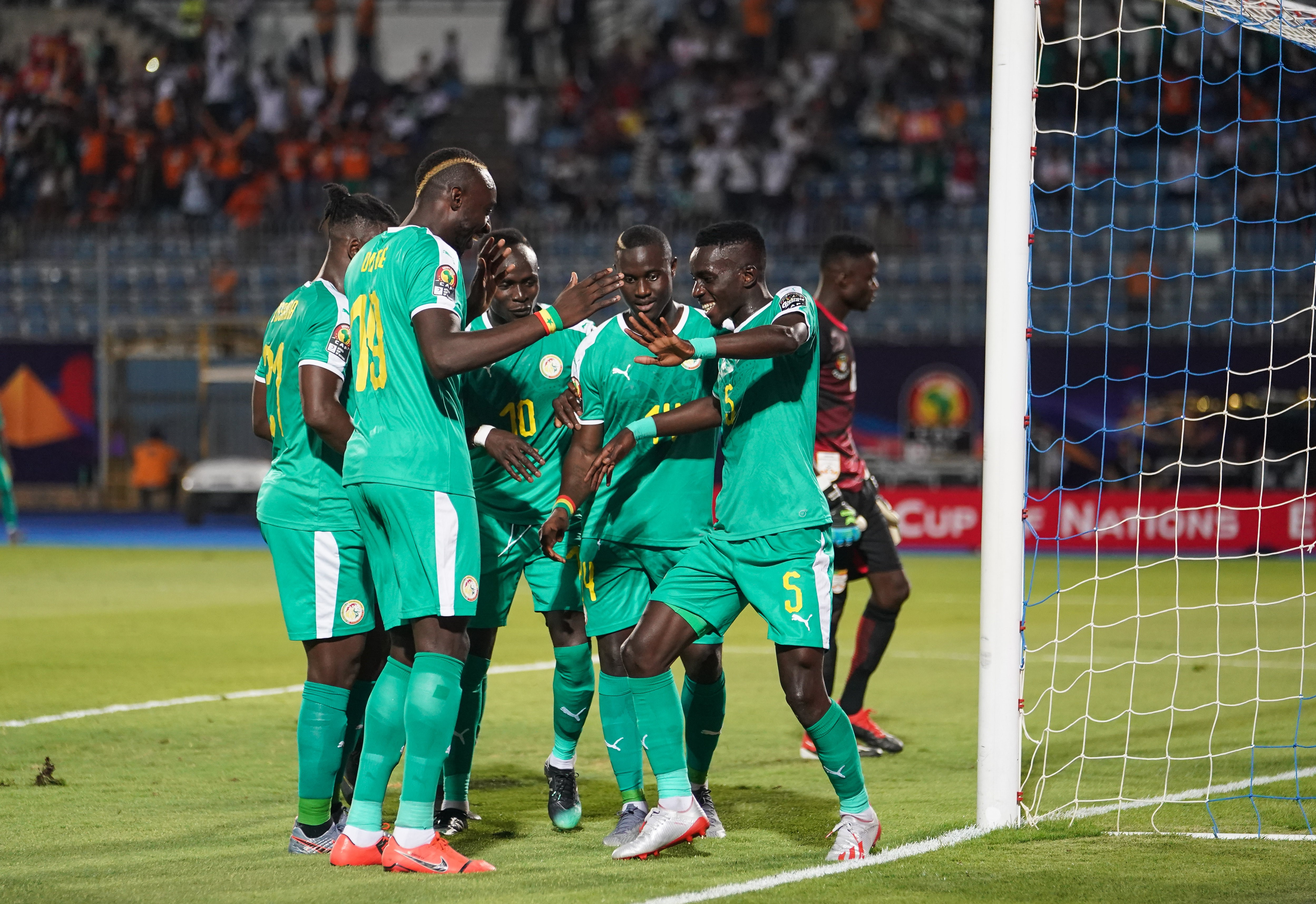 Senegal - Africa Cup of Nations