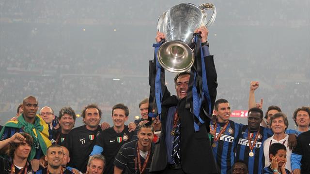 """José Mourinho non ha dubbi sull'Inter di Conte: """"Quest'anno deve vincere lo scudetto"""""""