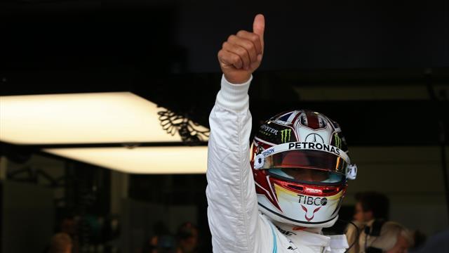 """""""Encore un tour"""" : Hamilton a redonné une seconde jeunesse à Frank Williams à Silverstone"""