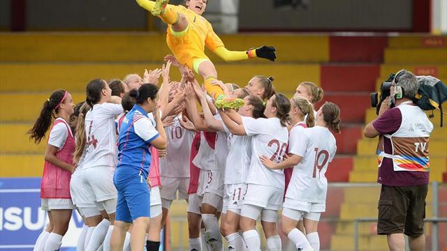 Summer Universiade: Rusia sube en el ranking y se hace con el segundo lugar