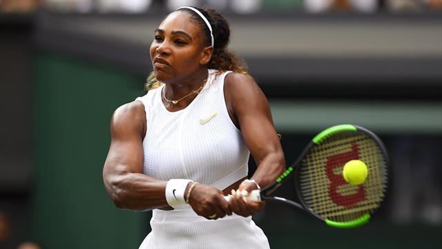 Nach Final-Debakel: Williams denkt nicht ans Aufgeben