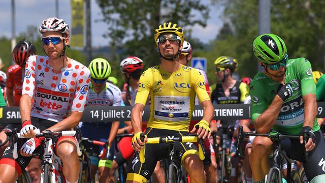 Die Trikots & Wertungen der Tour de France