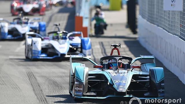 "Formula E in ""advanced"" talks over Jakarta race"