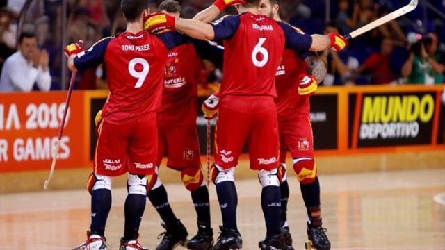 España logra el bronce tras una fácil victoria a Francia
