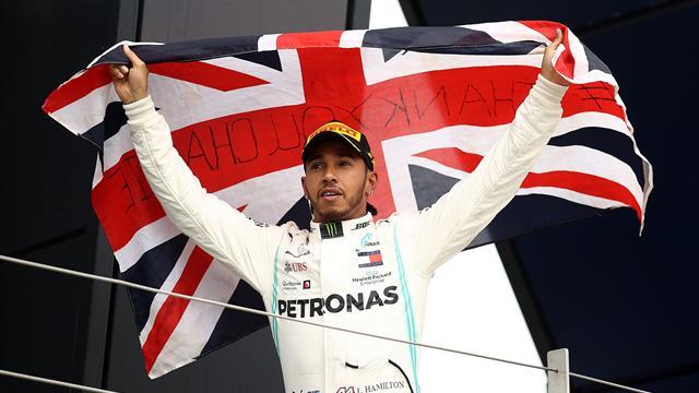 Hamilton roi d'Angleterre, Vettel prince de la bourde