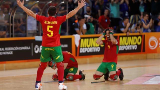 Portugal, campeona del Mundo ante Argentina en la tanda de penaltis