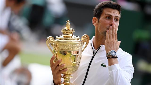 Finalen avgjort på historisk tiebreak – Djokovic tok sin 16. Grand Slam-tittel