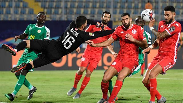El infausto gol de Bronn que le dio el pase a la final a Senegal