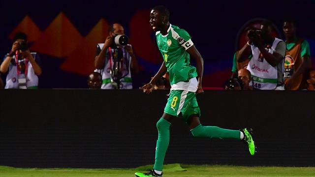 Senegal beat Tunisia after extra-time to reach AFCON final