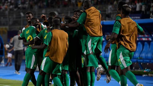 Copa de África 2019, Senegal-Túnez: A la final entre nervios y errores (1-0)