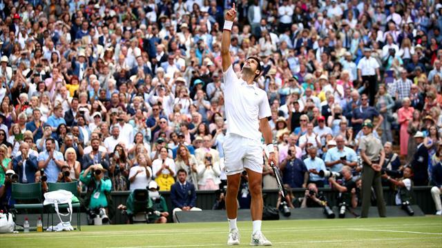 Novak Djokovic, quando la mente del campione spalanca le porte del mito