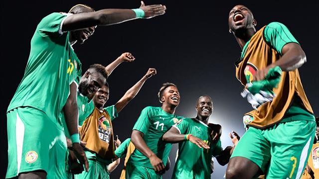 Après 17 ans d'attente, le Sénégal retourne en finale