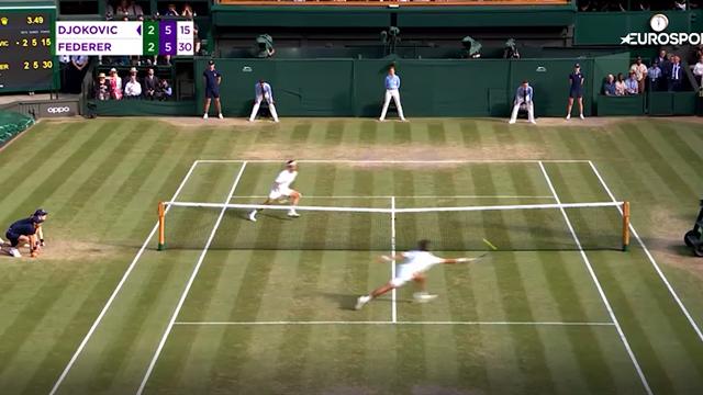 Федерер и Джокович подарили миру ярчайший финал в истории. Эти хайлайты – истинное наслаждение