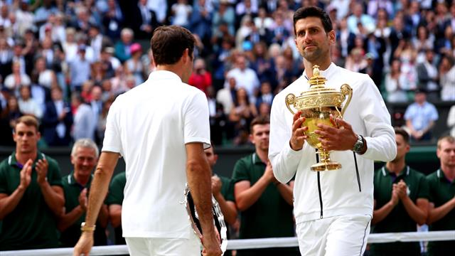 'I'm getting closer' - Djokovic nears Federer tally with 16th Slam title at Wimbledon