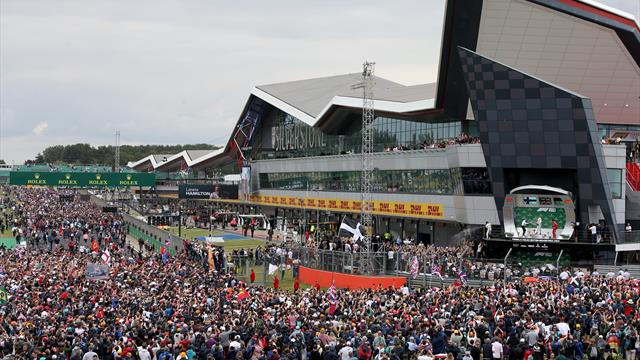 F1 sets April end deadline for decision on British GP