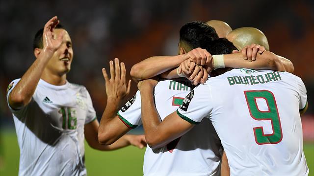 Copa África 2019: Argelia se proclama campeona tras vencer por la mínima a Senegal