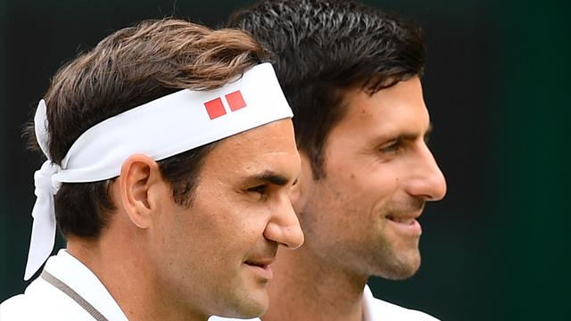 "Djokovic : ""Quand la foule crie 'Roger', j'entends 'Novak'"""