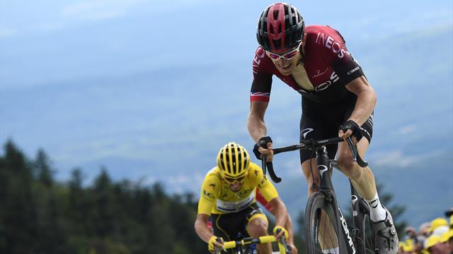 Les débats du Tour : Après neuf étapes, quel favori s'en tire le mieux ?