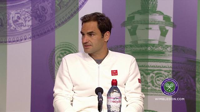 """La mentalità di Federer: """"Ho sprecato una grande chance, ma non mi deprimo e vado avanti"""""""
