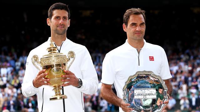 Le pagelle di Wimbledon 2019: Djokovic e Federer, eroi per cuori forti