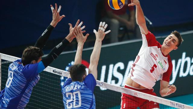 La Russie remporte la Ligue des Nations de volley pour la deuxième fois consécutive